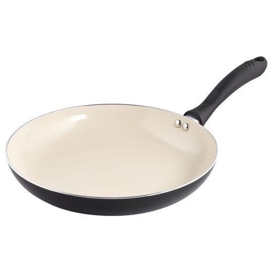 12 Inch Ceramic Non-Stick Aluminum Fry Pan