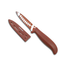Football Parer Knife With Sheath