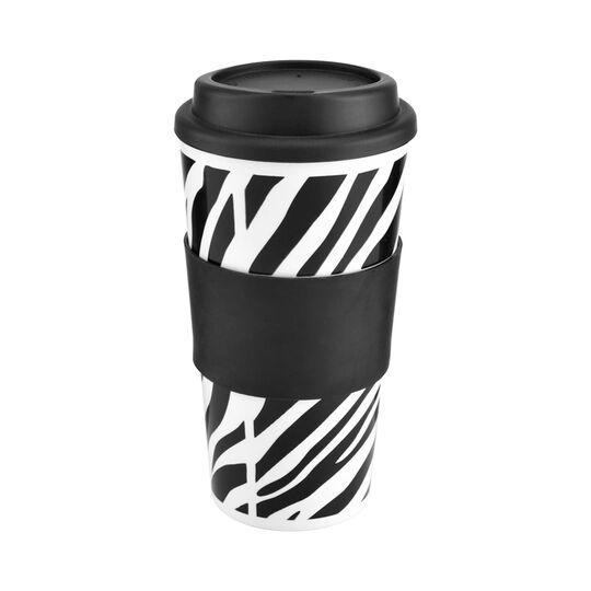 Plastic Double Wall Mug