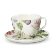 Redoute Meadow Tea Cup And Saucer Set