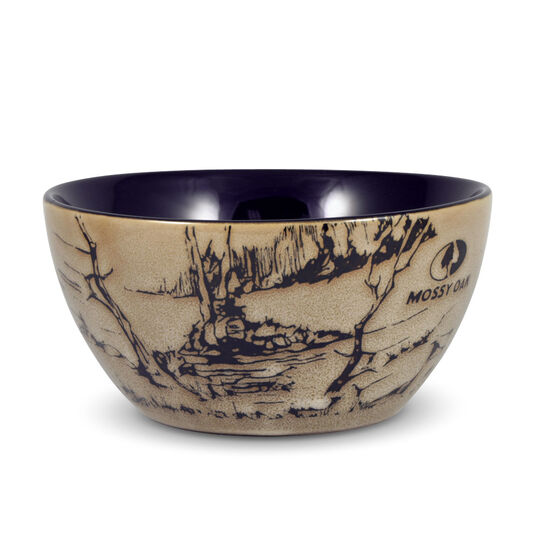 Moose Scene Soup Cereal Bowl