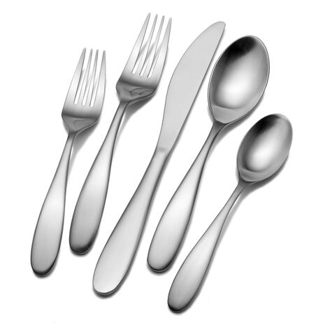 Alpine 42 Piece Flatware Set