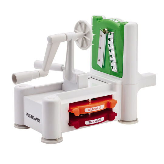 Spiraletti® Fruit and Vegetable Slicer