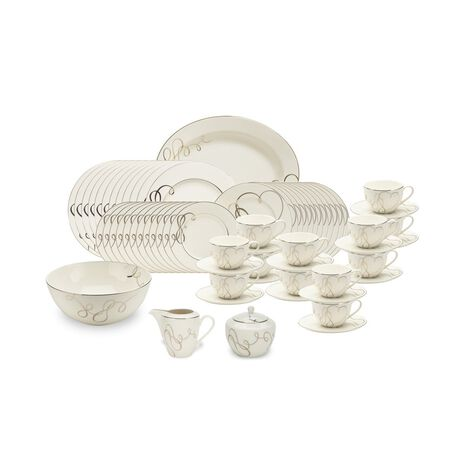 Service for 12 with Serving Accessories
