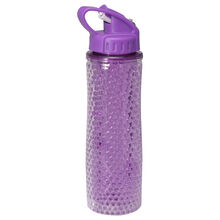 Purple Double Wall Tritan Water Bottle