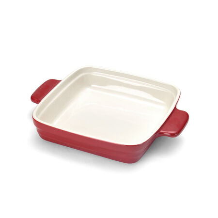 9 Inch Square Ceramic Baker