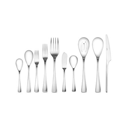 Equinox 45 Piece Flatware Set