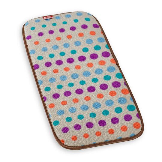 Candy Dot Reversible Bar Drying Mat