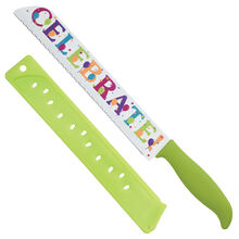 11 Inch Celebrations Knife With Blade Cover