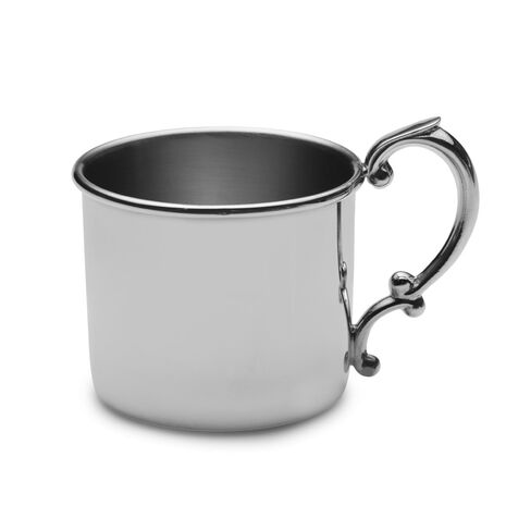 Classic Pewter Baby Cup