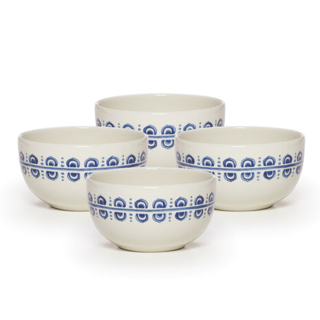 Set of 4 Cereal Bowls