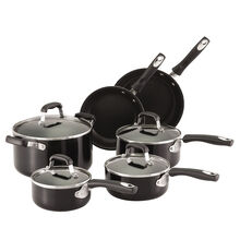 10 Piece Nonstick Aluminum Cookware Set