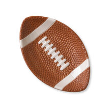 8 Inch Football Shaped Plate