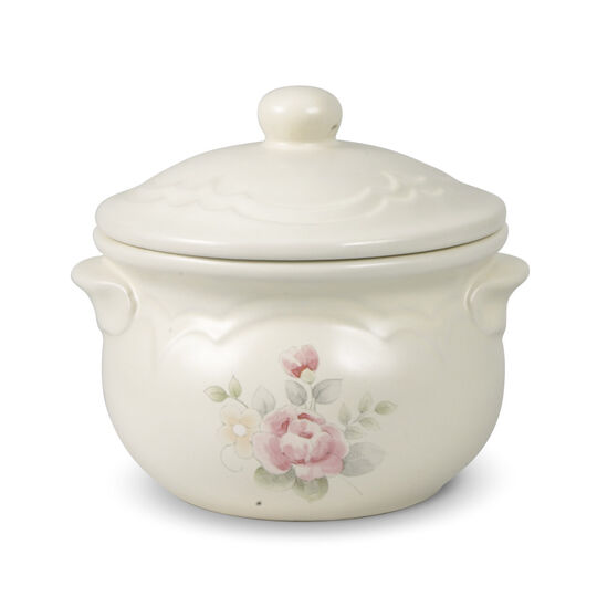 Individual Soup Crock With Lid