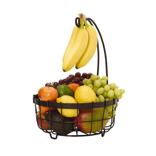 Center Piece Basket with Banana Hook