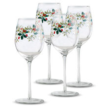 Set of 4 Wine Glasses
