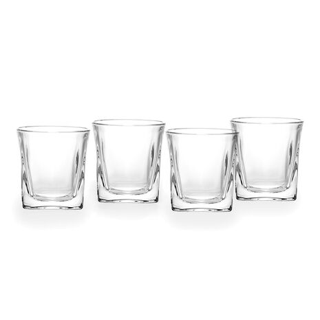 Kianna Set of 4 Double Old Fashioned Glasses