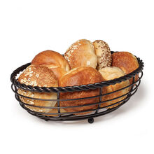 Rope Oval Bread Basket