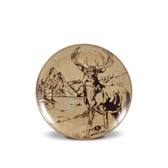 Deer Appetizer Plate