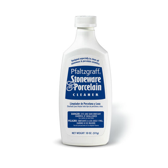 Stoneware and Porcelain Cleaner, 18 Ounce