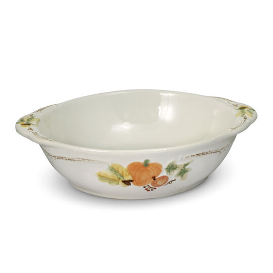 Handled Vegetable Bowl