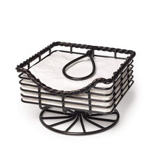 Rope Napkin Basket