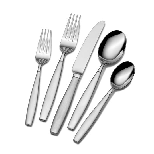 Gia 42 Piece Flatware Set