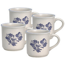 Set of 4 Coffee Mugs
