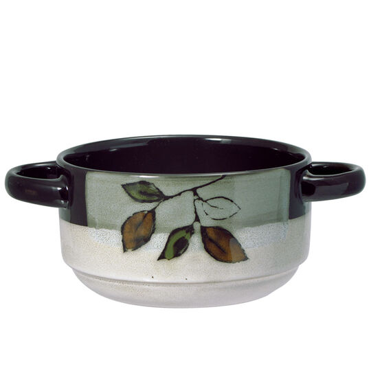 Double Handled Soup Bowl