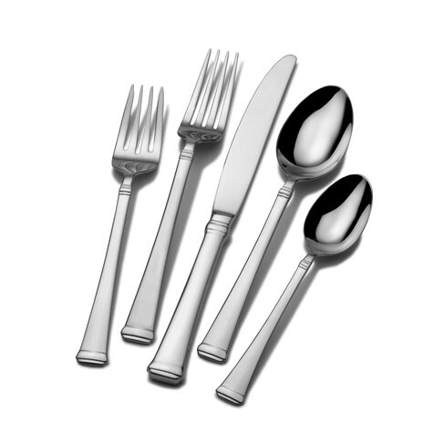 45 Piece Flatware Set