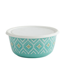 Large Bowl with Lid