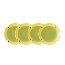 Set of 4 Bread and Butter Dessert Plates