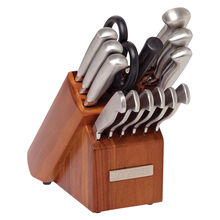 15 Piece Hollow Handle Cutlery Set