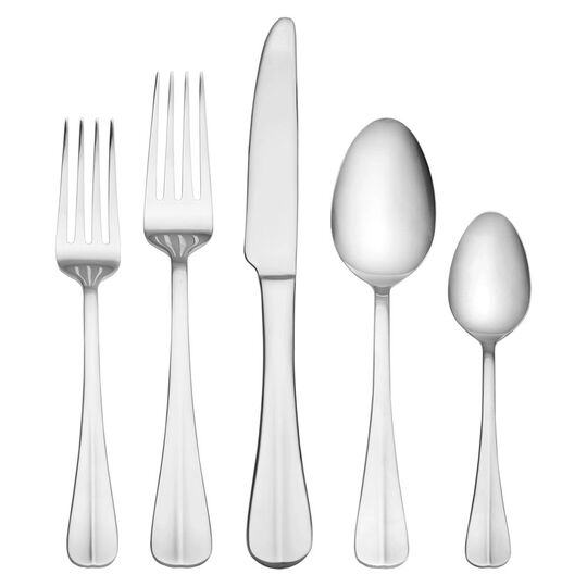 Simplicity 20 Piece Flatware Set