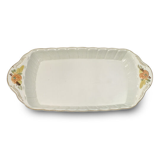 Rectangular Bread Basket Tray