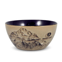 Bear Scene Soup Cereal Bowl