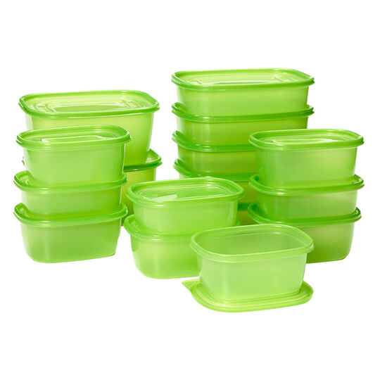 UltraLite GreenBoxes™, 32 Piece Set