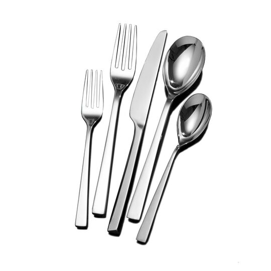 Luxor Forged 20 Piece Flatware Set