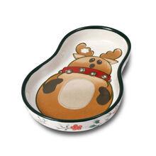 Small Reindeer Tidbit Dish