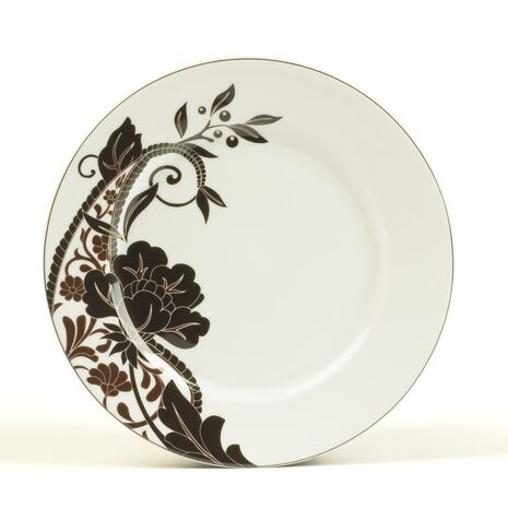 Accent Plate, Rose