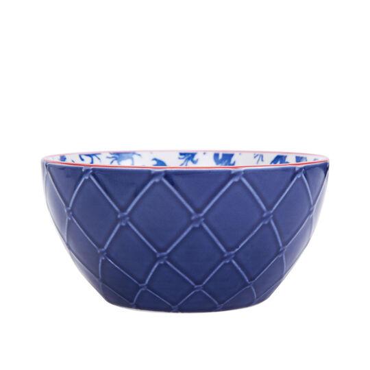 Blue Crab Soup Cereal Bowl