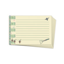 Recipe Note Cards