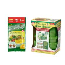 UltraLite GreenBoxes™ And Debbie Meyer® Greenbags®,12 Medium Bags