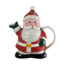 Jolly Santa Creamer with Lid