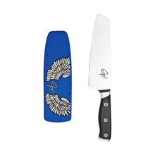 6 Inch Vegetable Knife with Sheath
