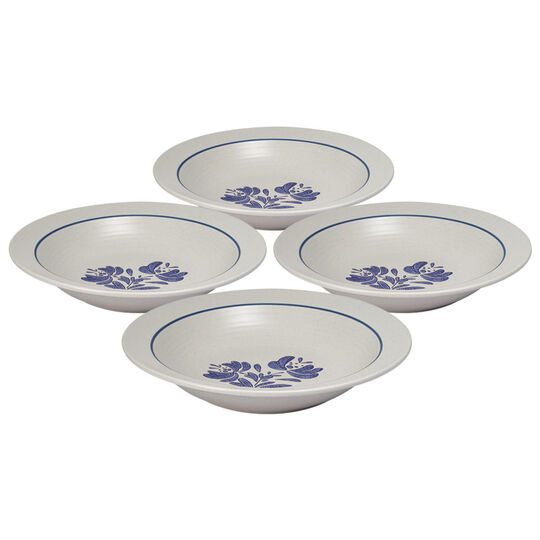 Set of 4 Pasta Dinner Bowls