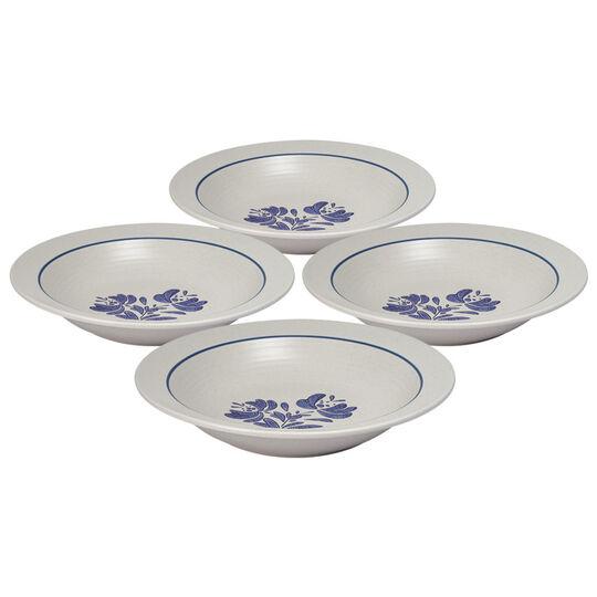 Set of 4 Pasta Dinner Bowls