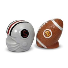 Football Salt And Pepper Set