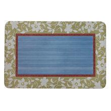 Neoprene Floor Mat, 18 x 28