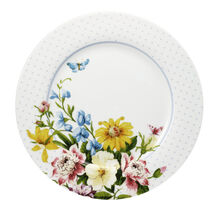Floral Dinner Plate